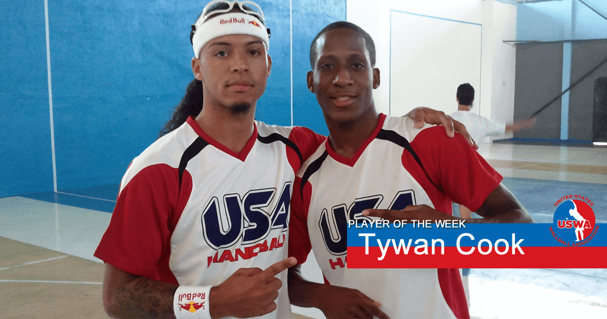 potw tywan US Wall Ball PLayer of the Week