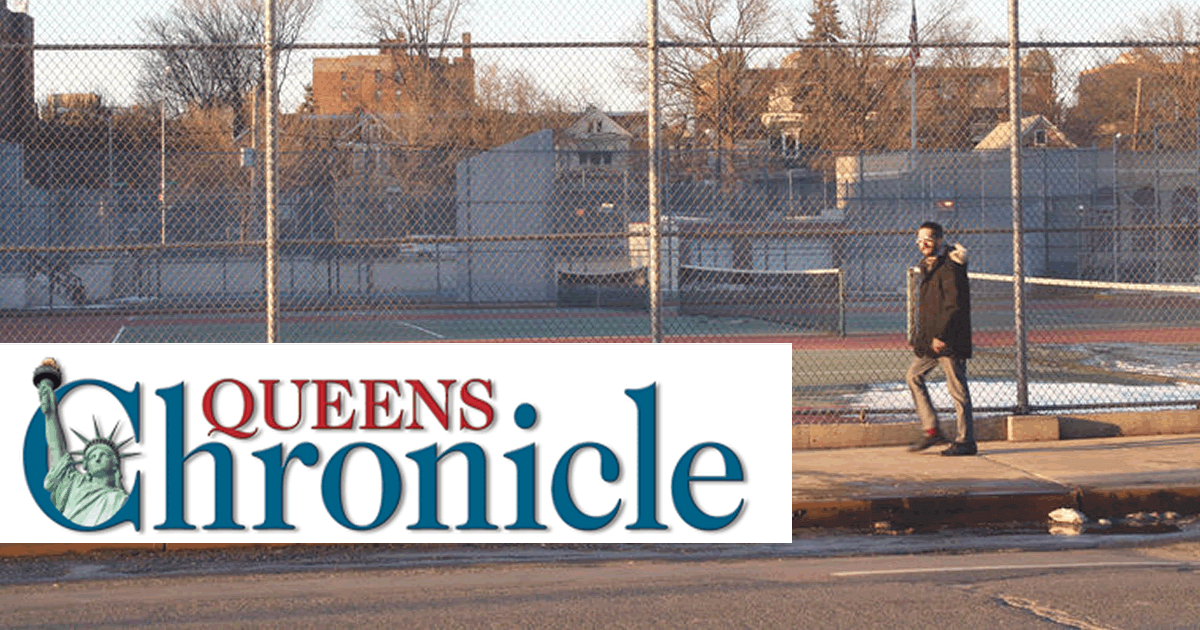 queens chronicle newton