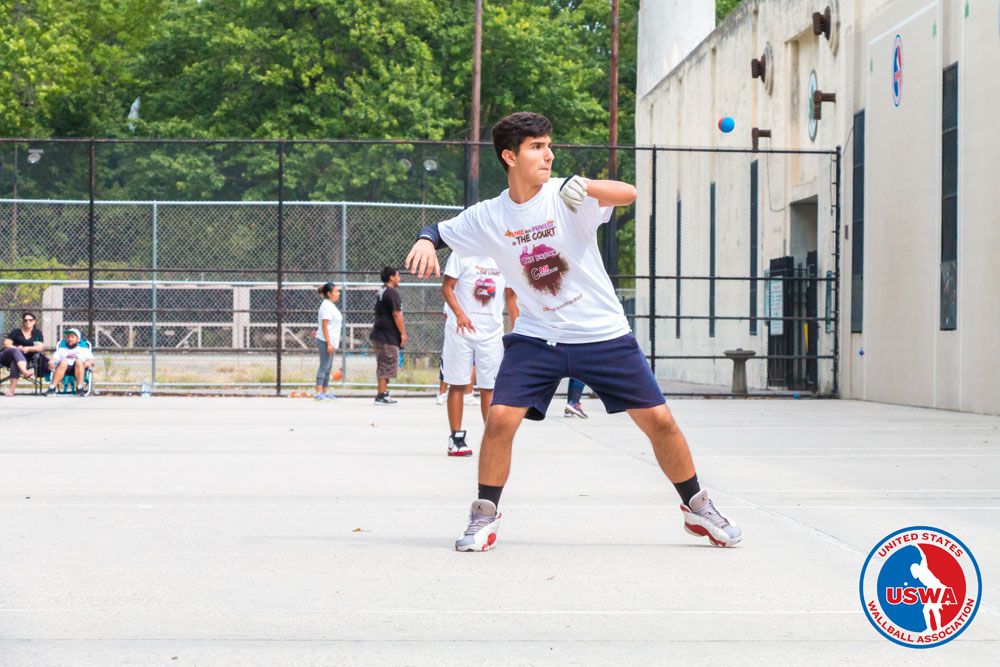 Register for US Wall Ball